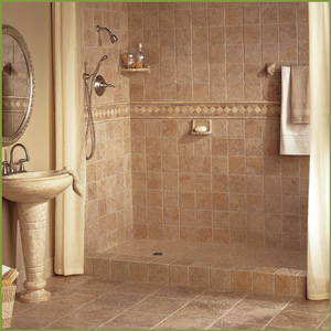 Flooring and Bathroom Tile